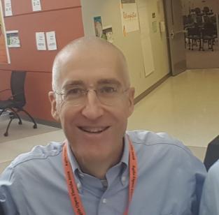 2018-10-27 Michael Herman at AOF2018